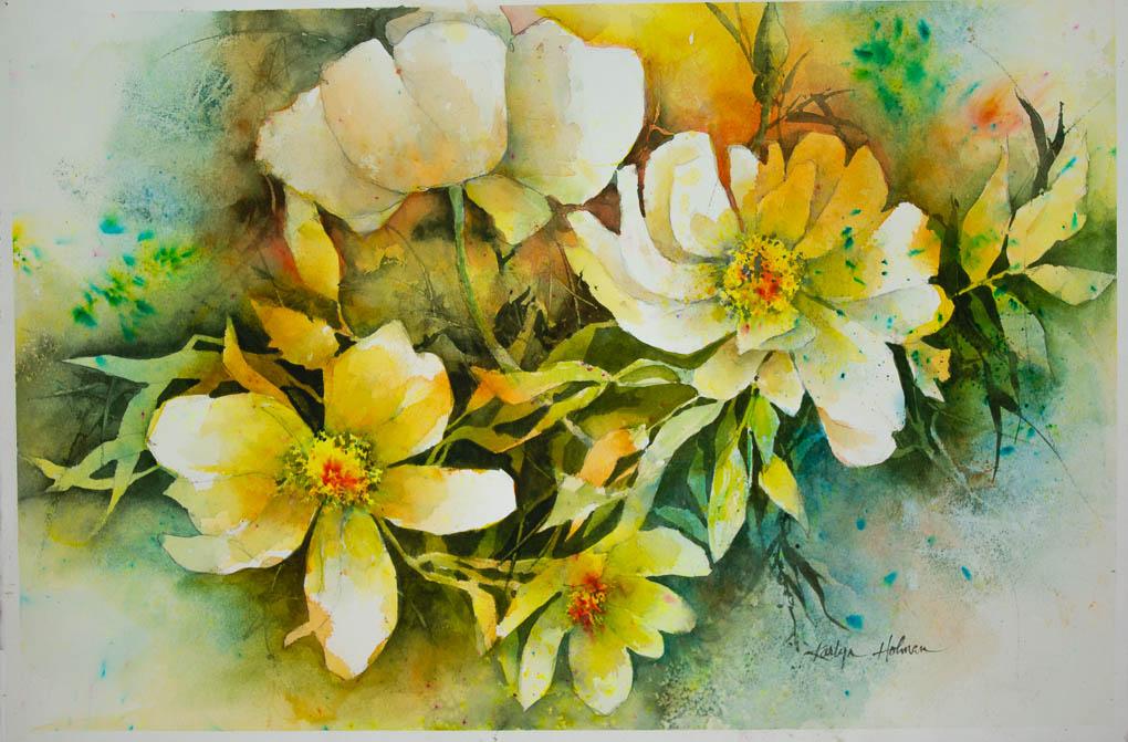 Karlyn Holman Paintings