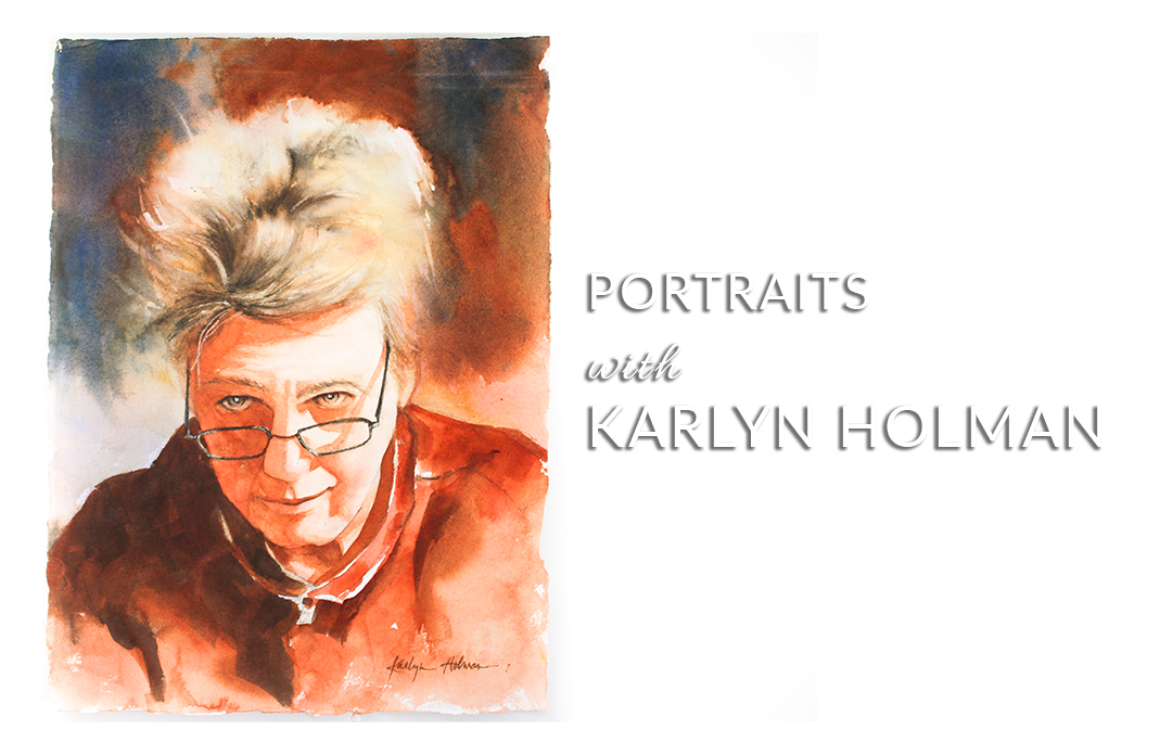 Portraits Video
