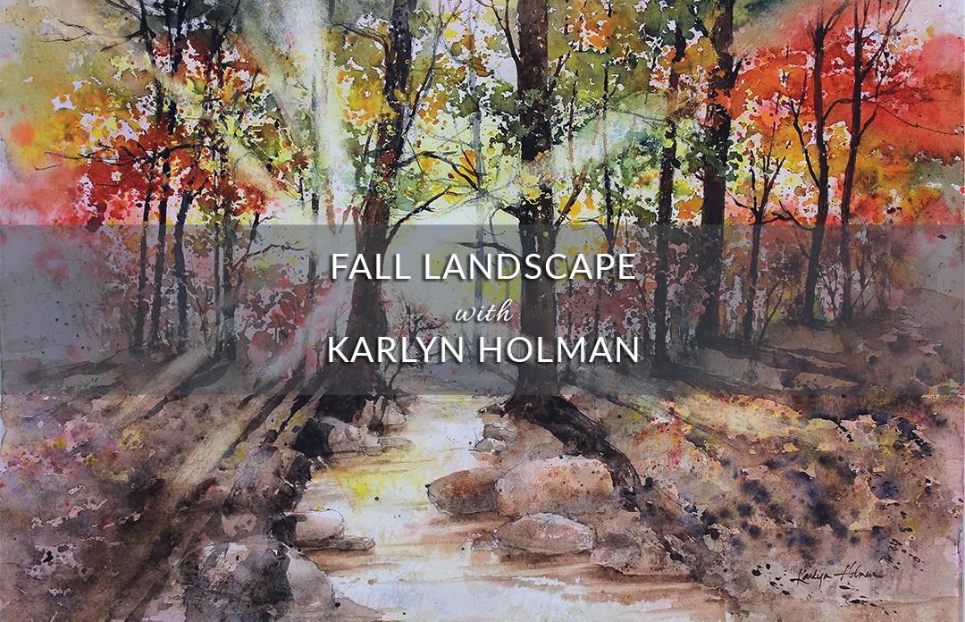 Fall Landscape Video Kit