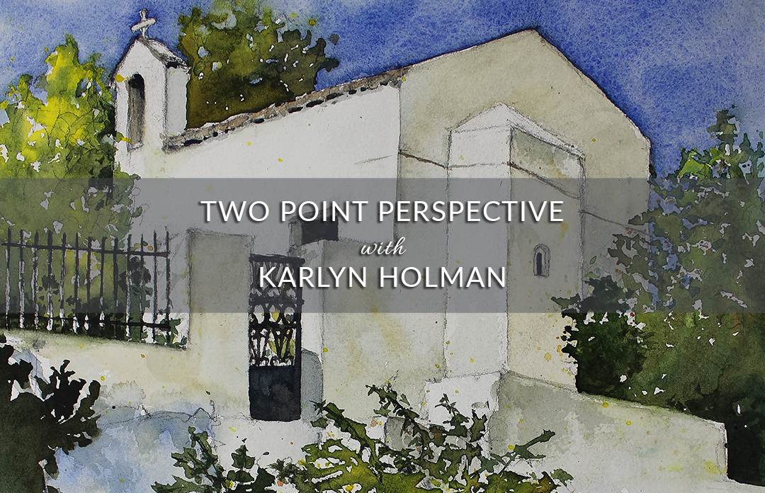 Two Point Perspective Video