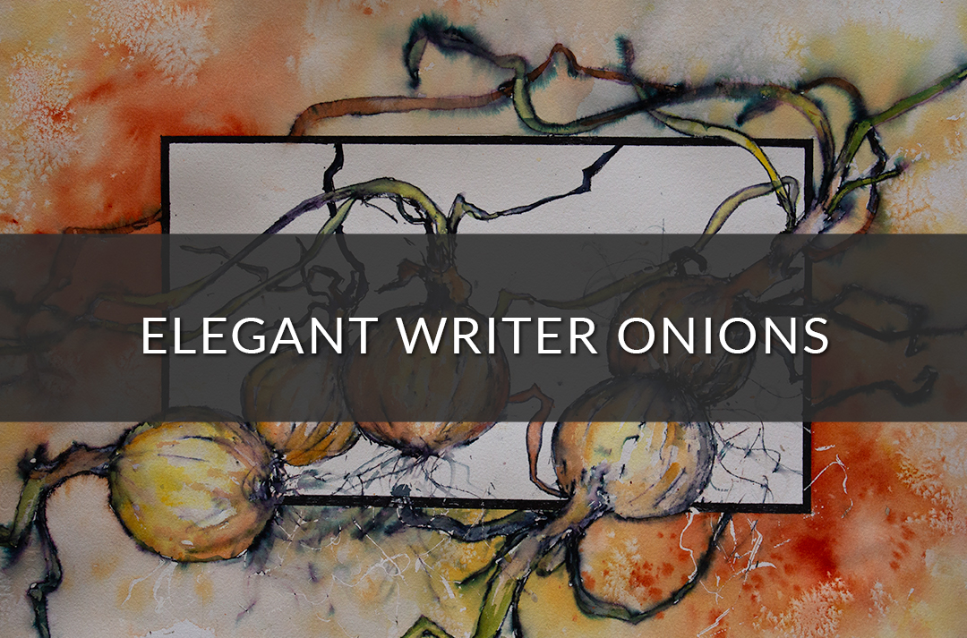 Elegant Writer Onions Video Kit