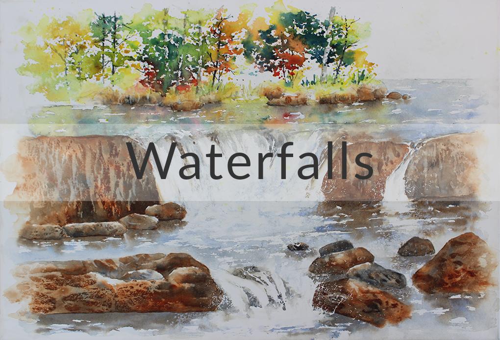 Waterfalls Video Kit