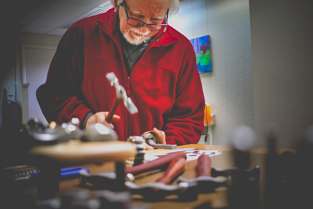 Washburn Art Space Jewelry Studio