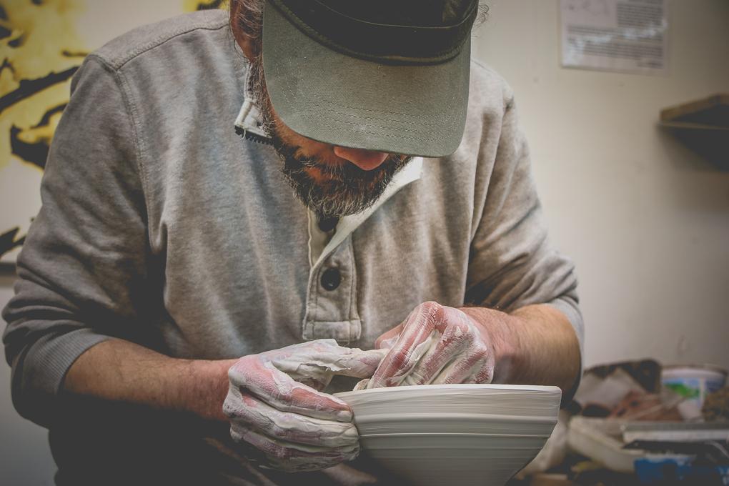 Jonathan Walburg Pottery