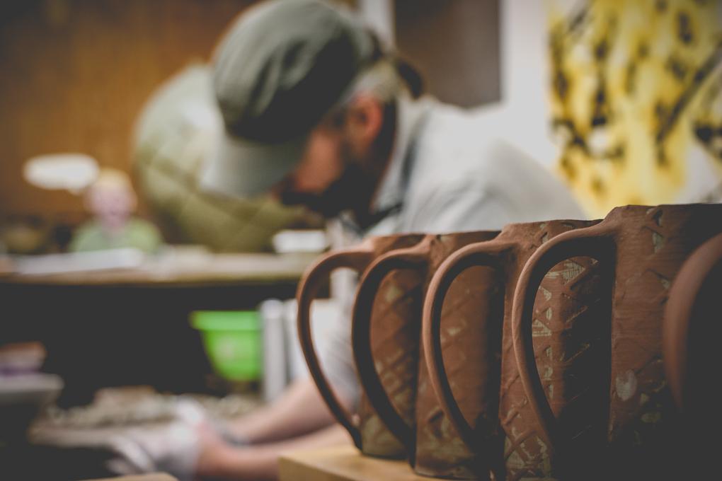 Jonathan Walburg Pottery and Ceramics