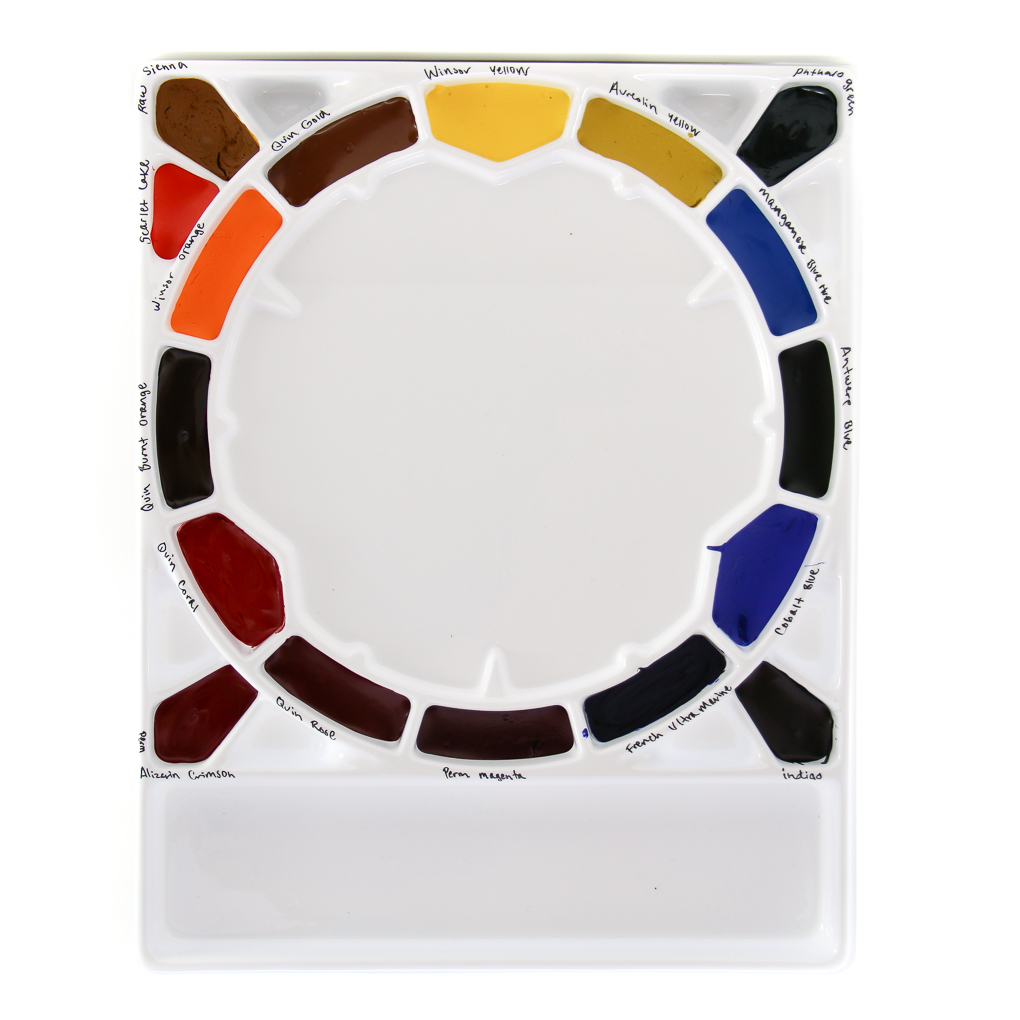 Palette - Round Filled Karlyn Recommended