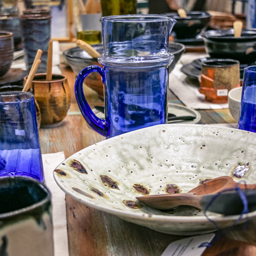 Home and Lifestyle Shopping at Karlyn Yellowbird Gallery