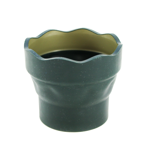 Watercolor collapsible cup