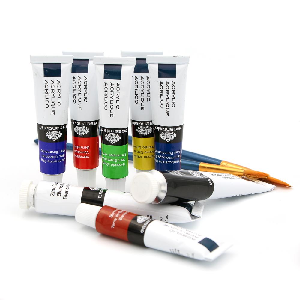 Acrylic Paints - Art Supplies