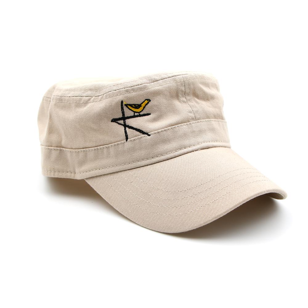 Yellowbird Cap - Tan