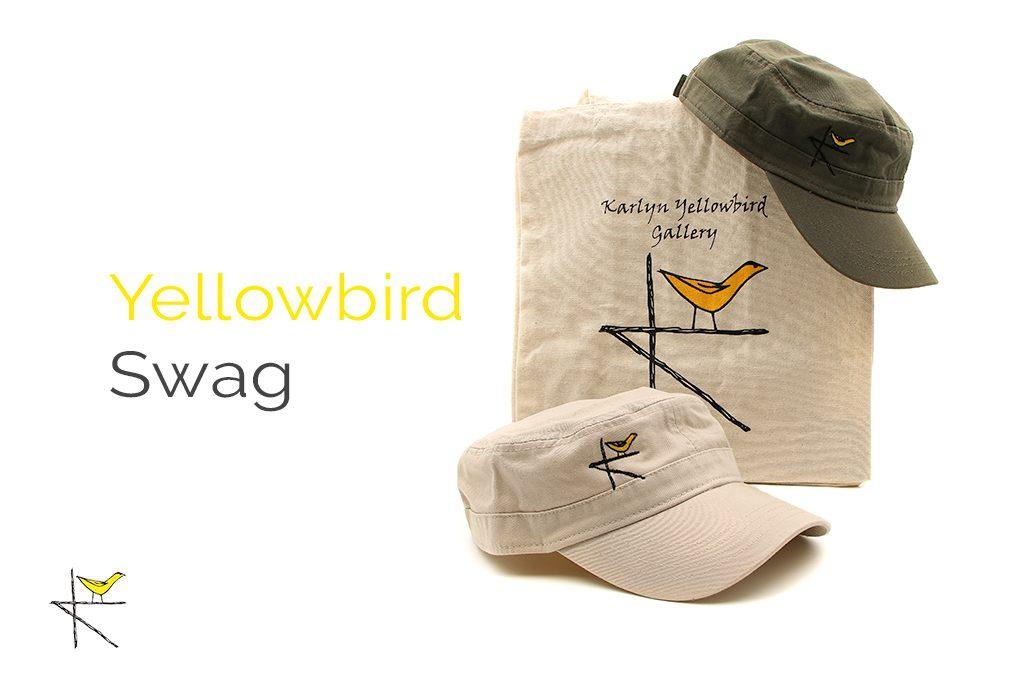 Yellowbird Swag