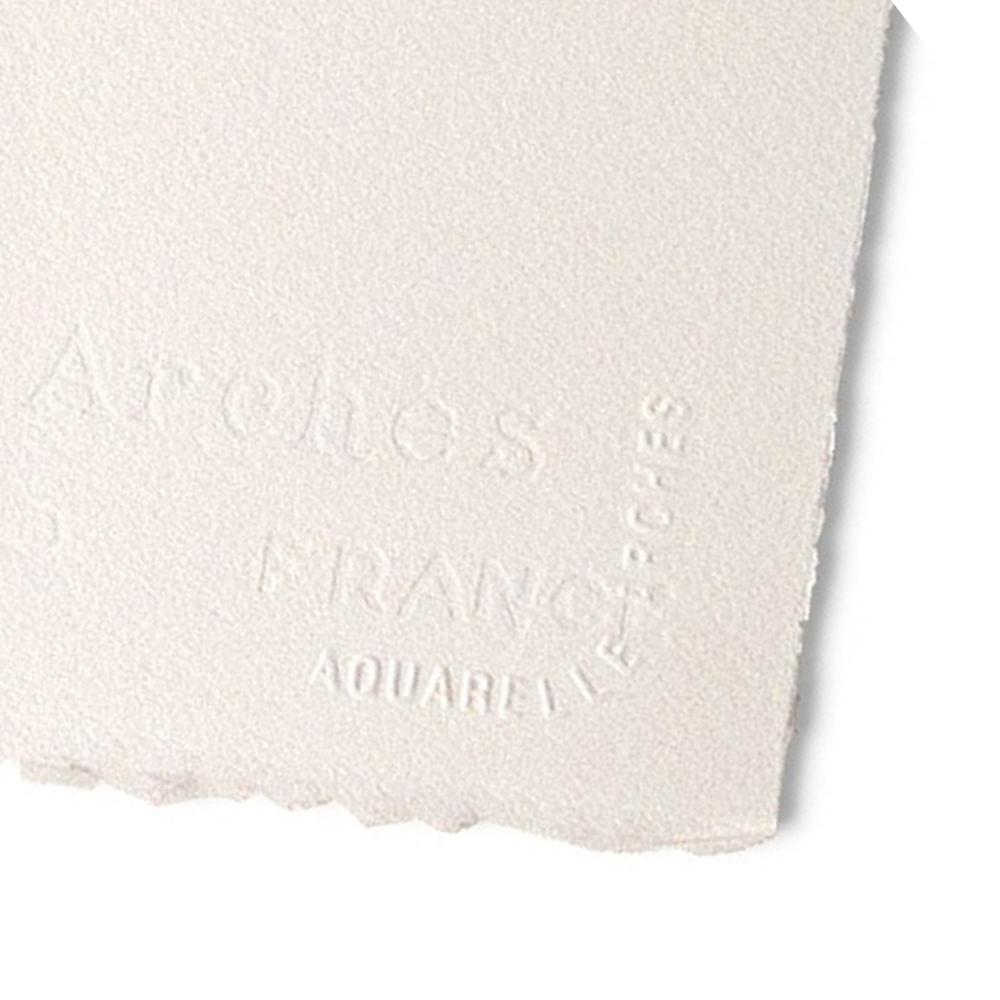 Arches 140# Cold Press Watercolor Paper