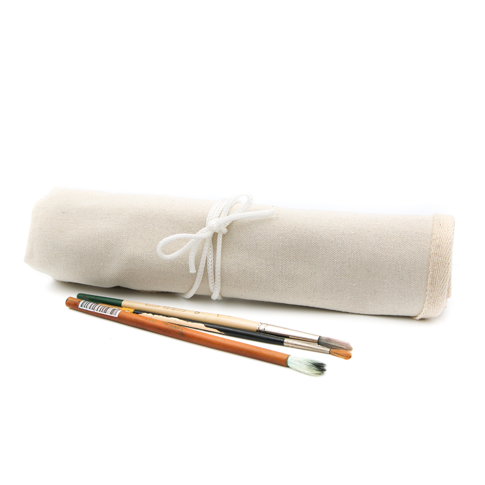 Brush Canvas Roll-up