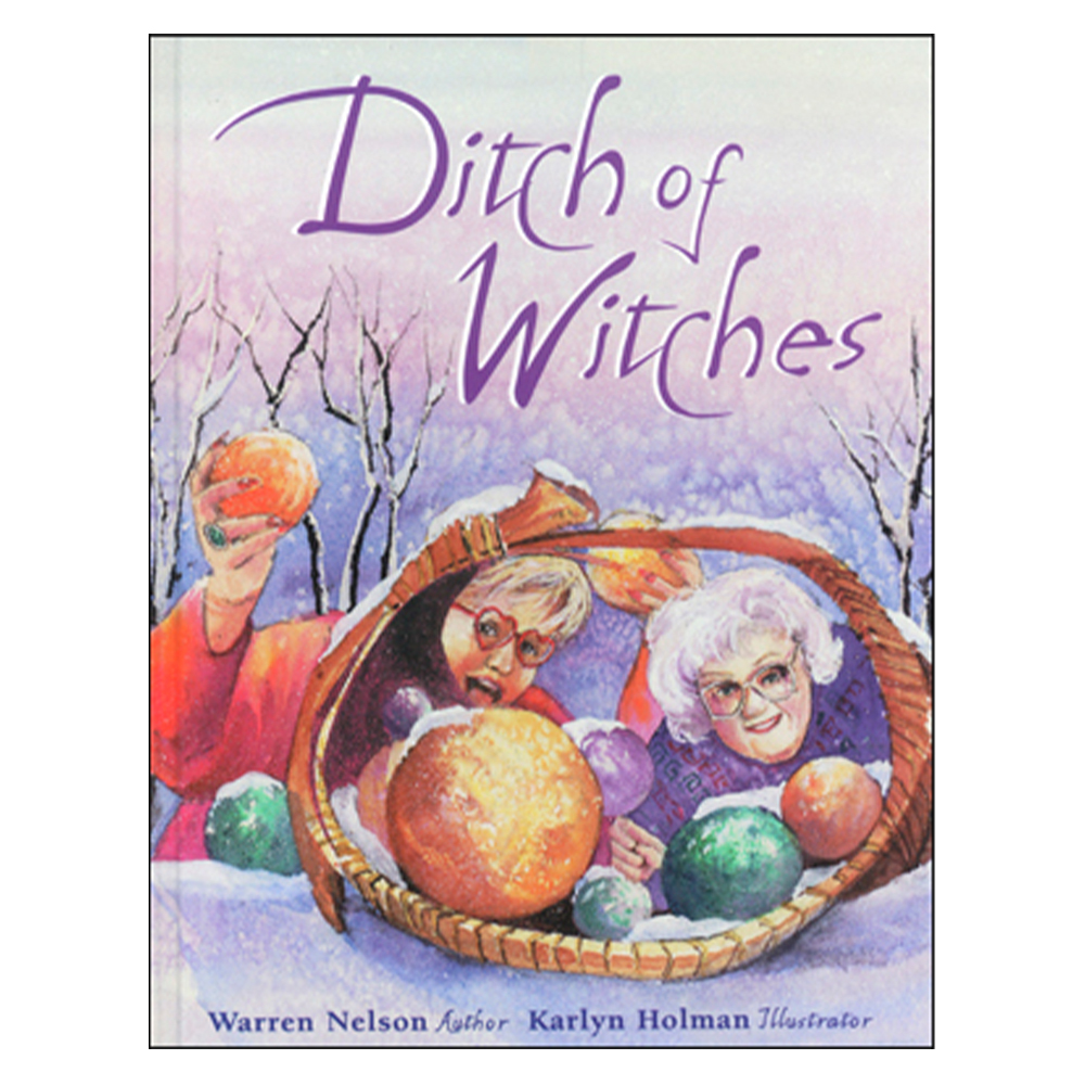 Ditch of Witches - Hard Cover
