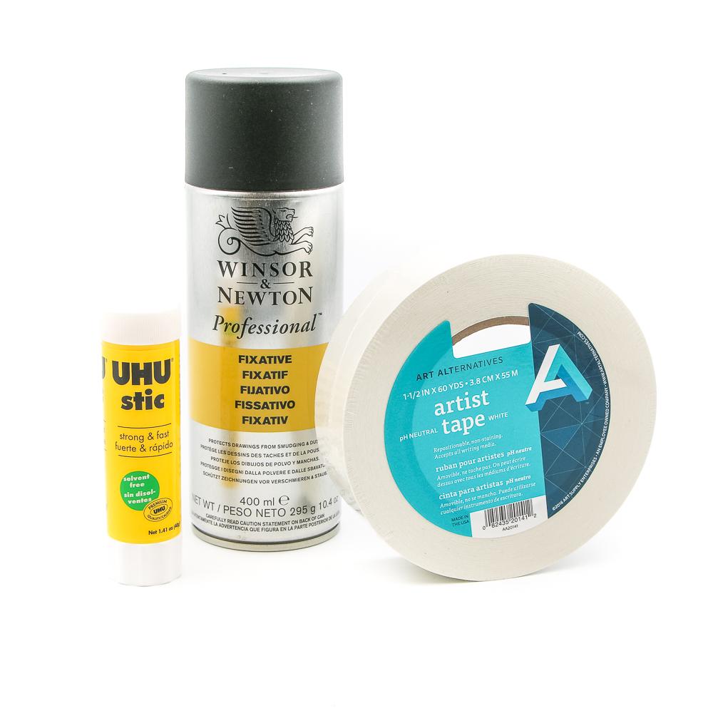 Sprays & Adhesive