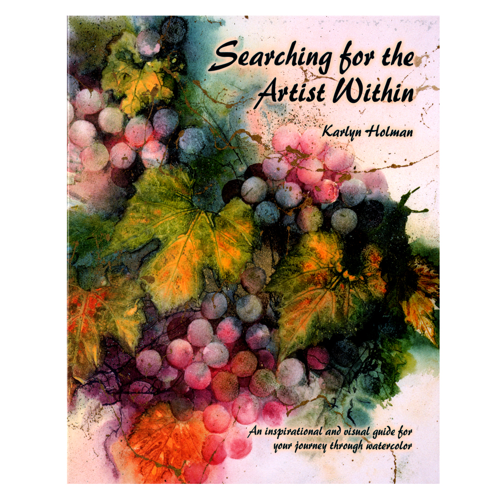 Searching for the Artist Within - Hard Cover