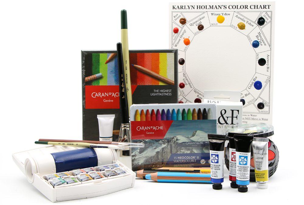 Watercolor – Art Supplies