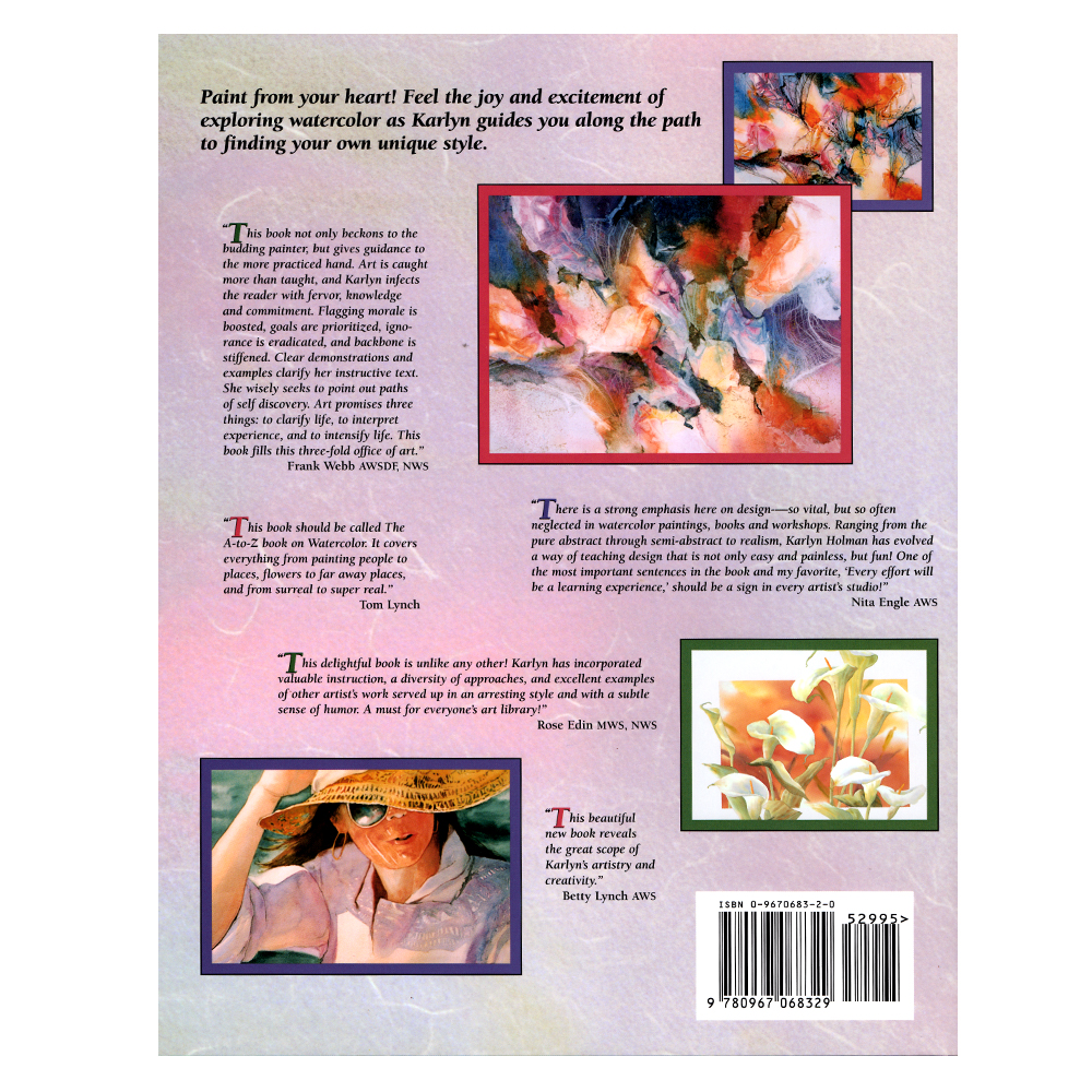 Watercolor Fun and Free - Hardcover