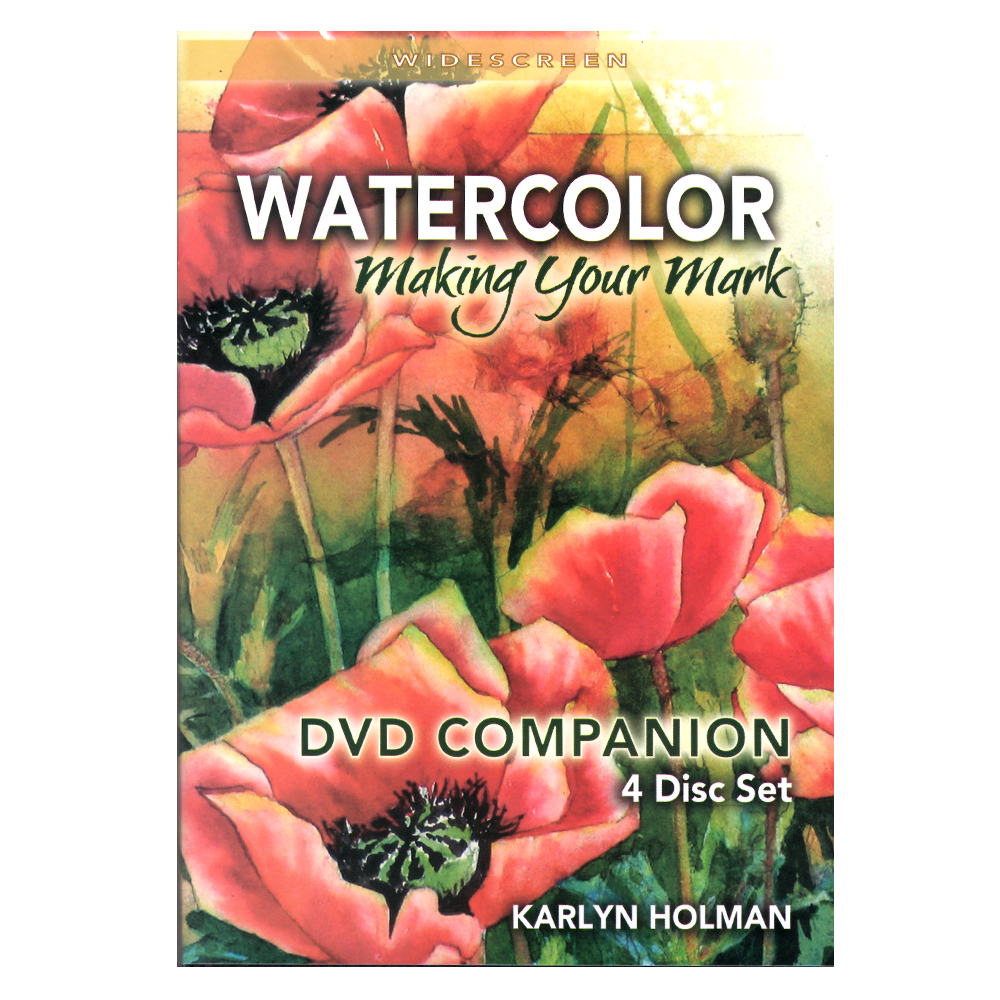 Watercolor Making Your Mark DVD