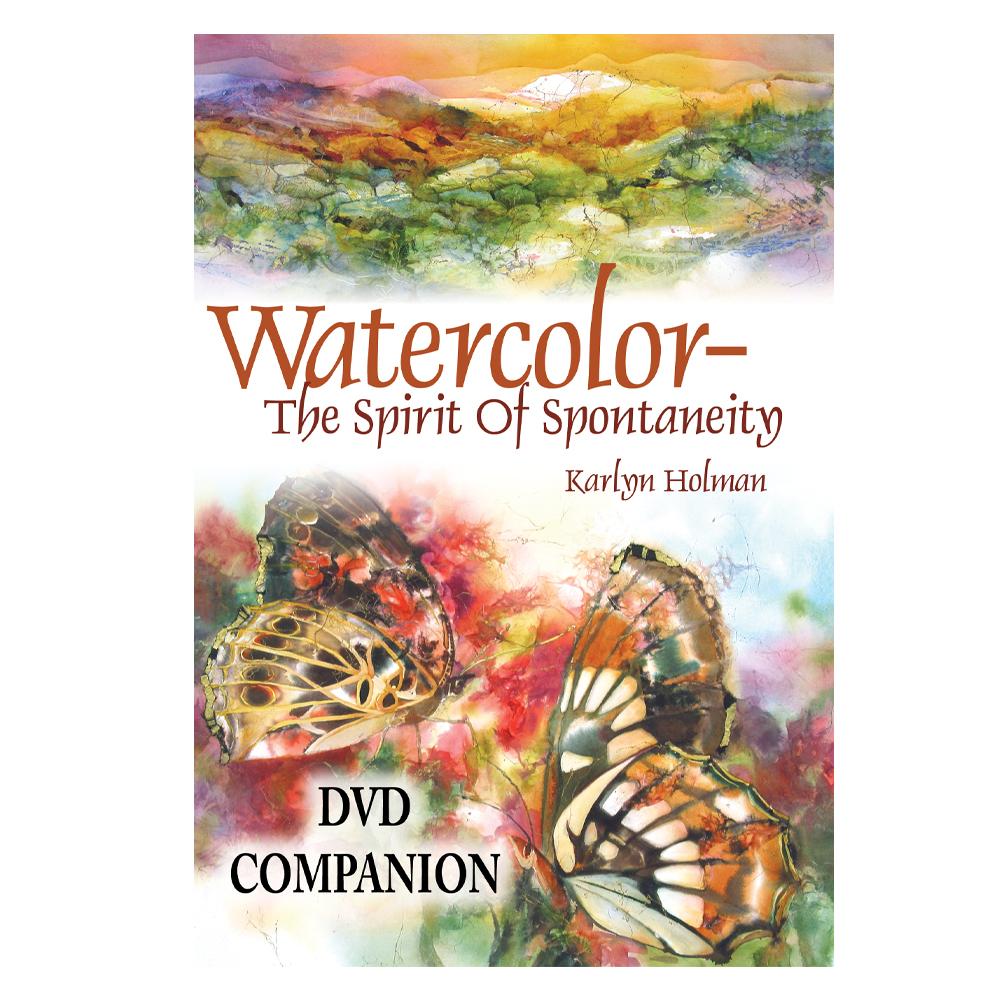 Watercolor Spirit of Spontaneity DVD