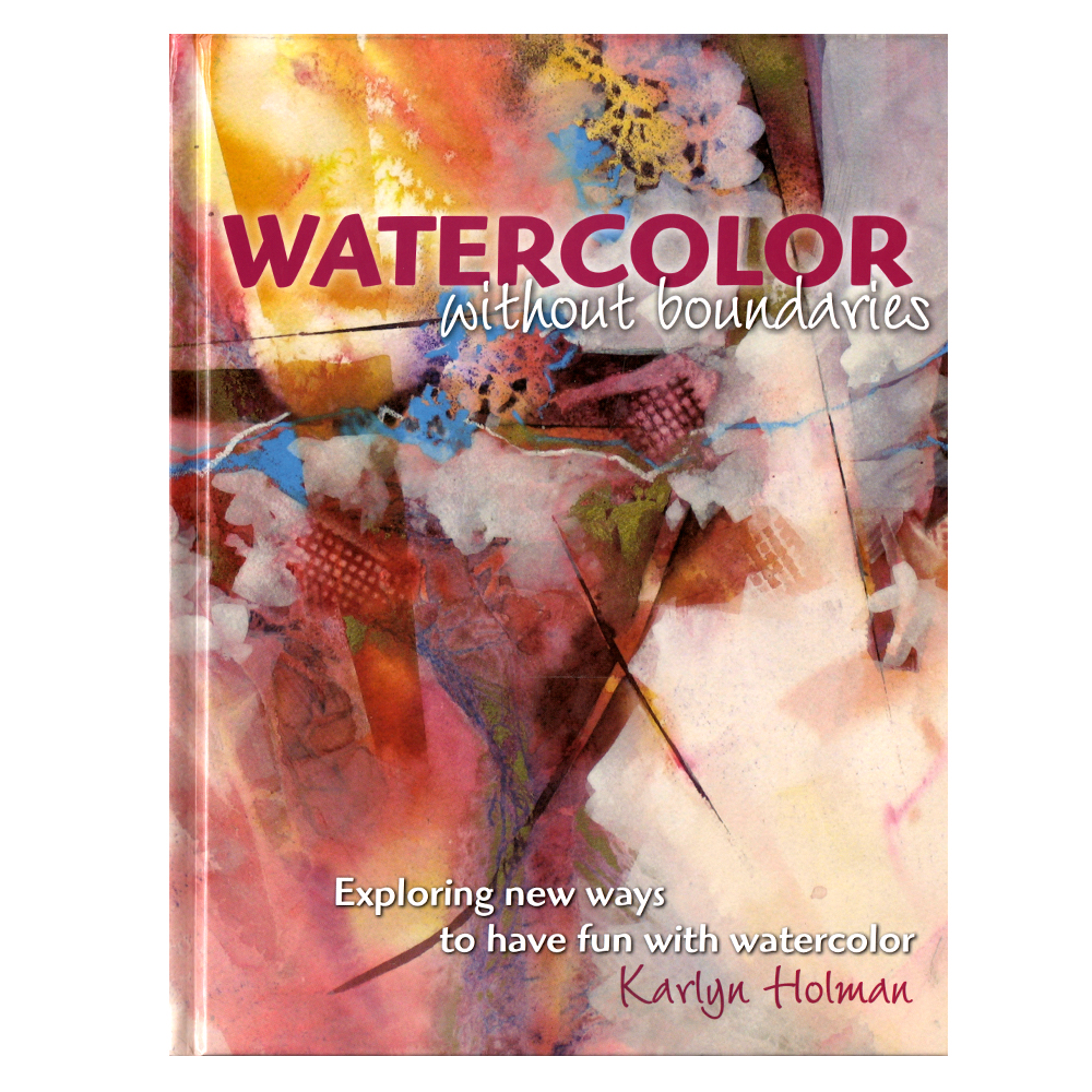 Watercolor Without Boundaries Book