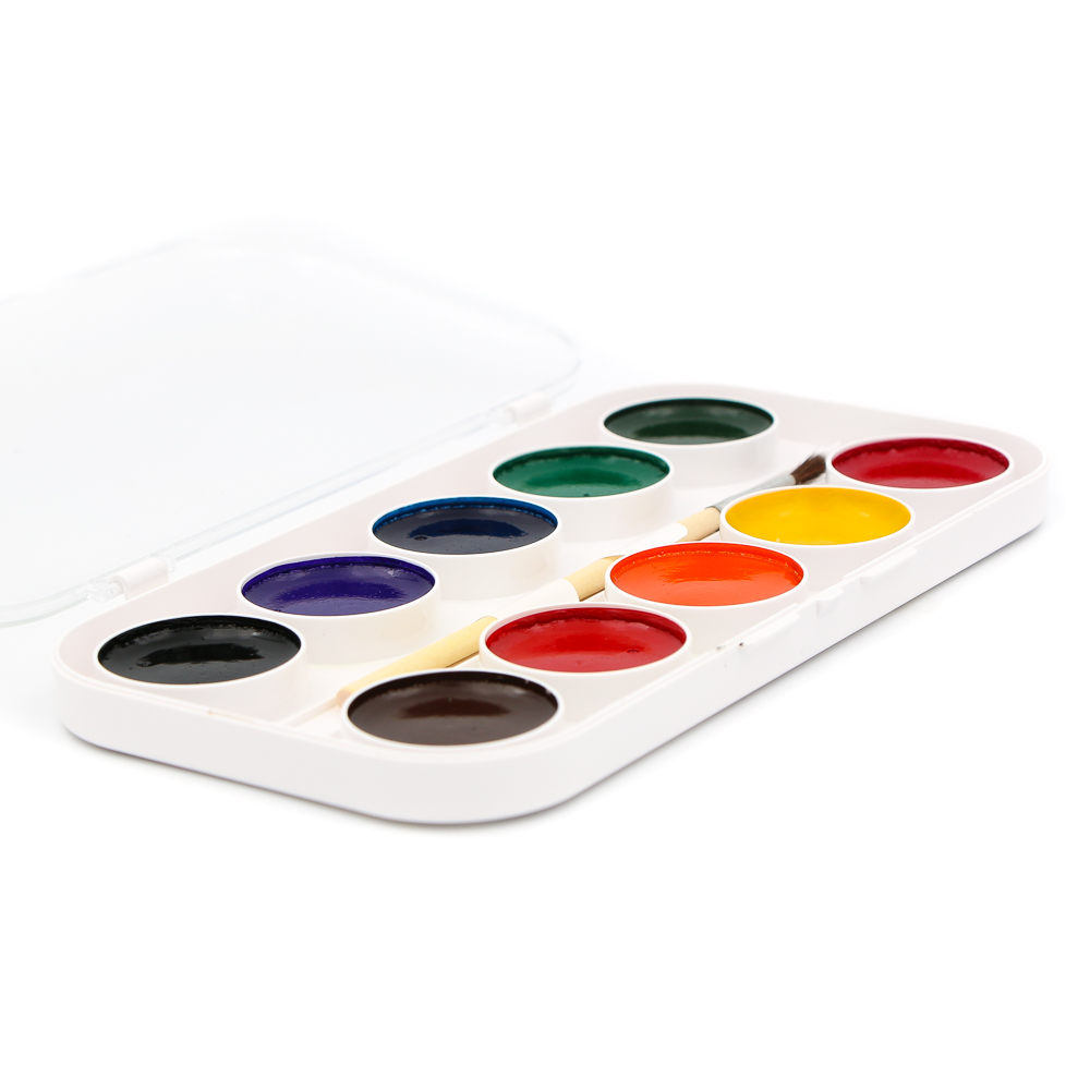 Yarka Watercolor Paint Set