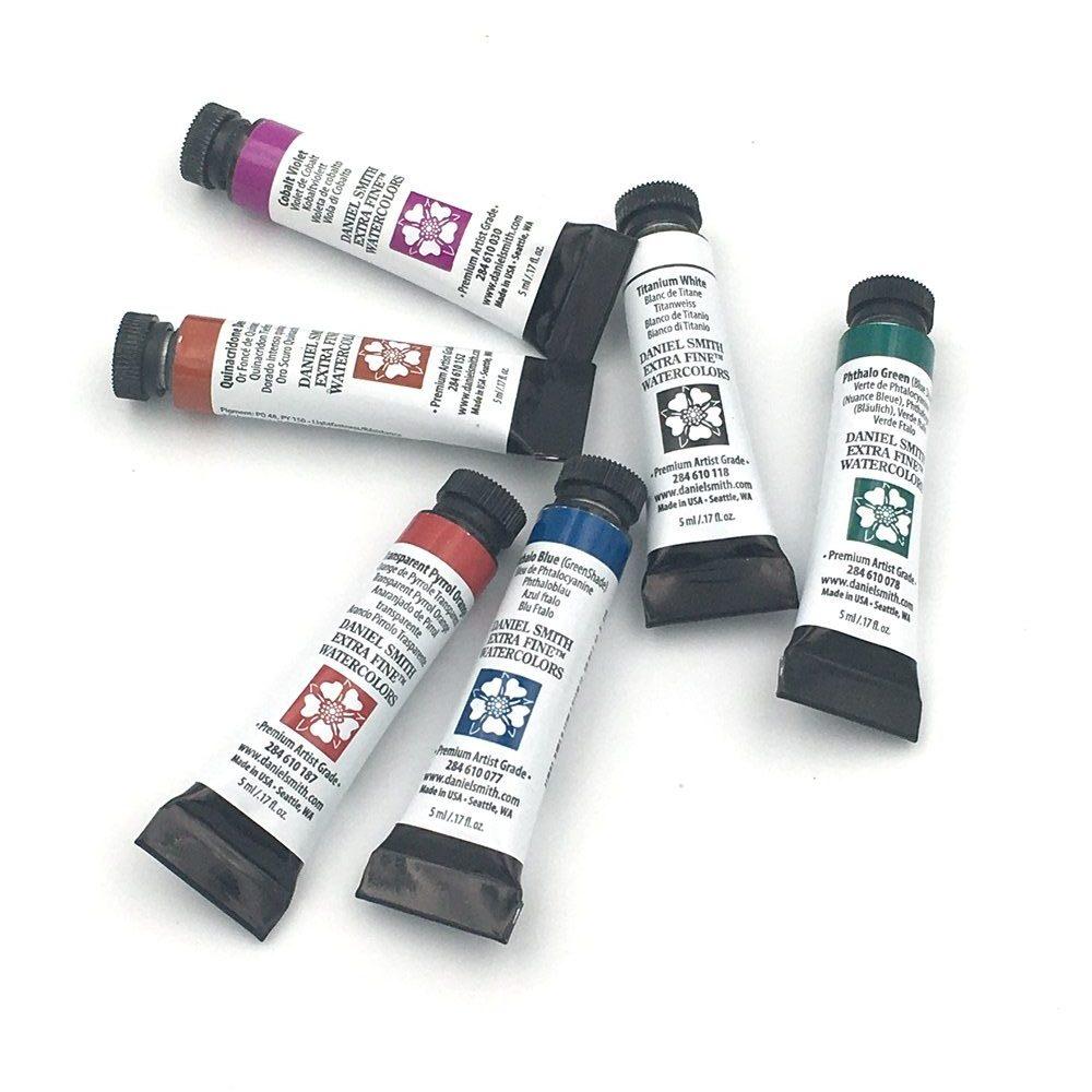 Paints - 5ml Tubes - Daniel Smith