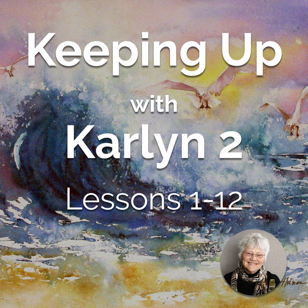 Keeping Up with Karlyn 2 Lessons 1-12