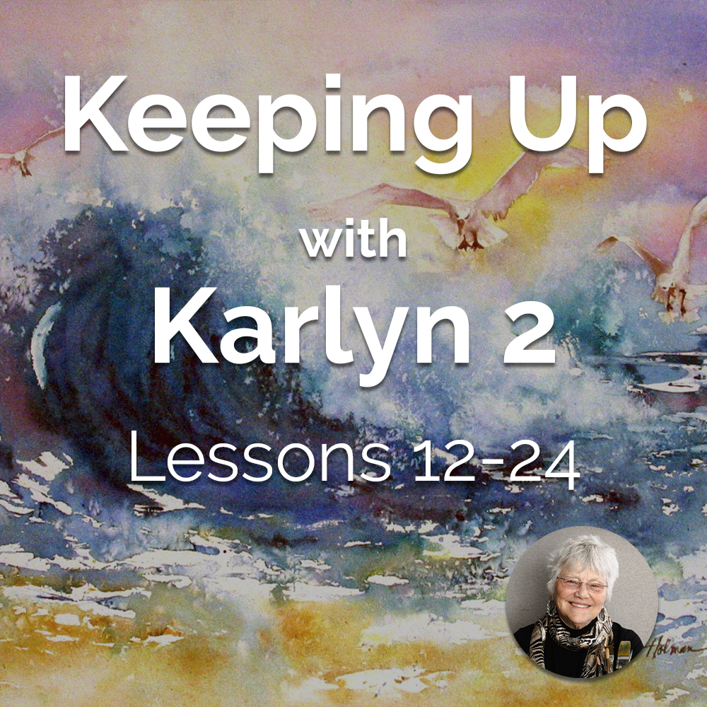 Keeping Up with Karlyn Lessons 2 12-24