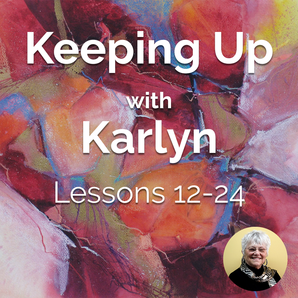 Keeping Up with Karlyn Lessons 12-24