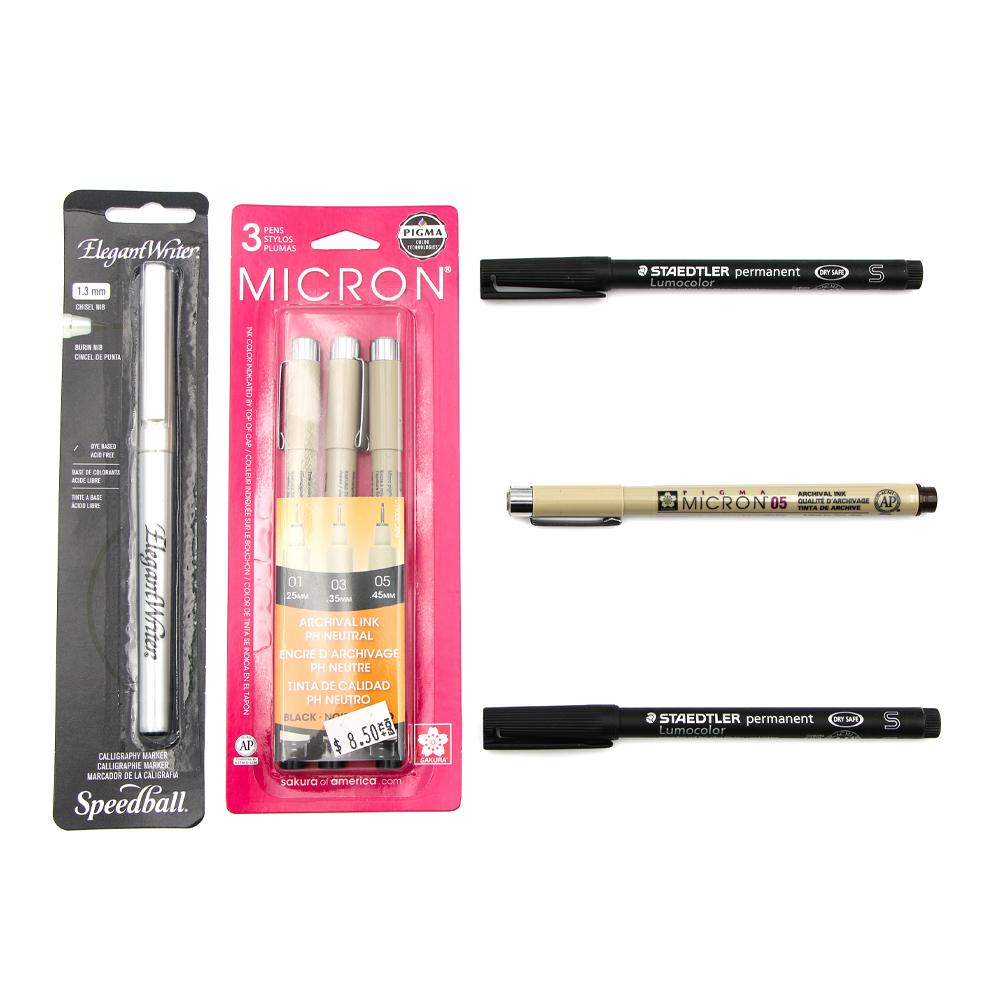 Pens - Art Supplies