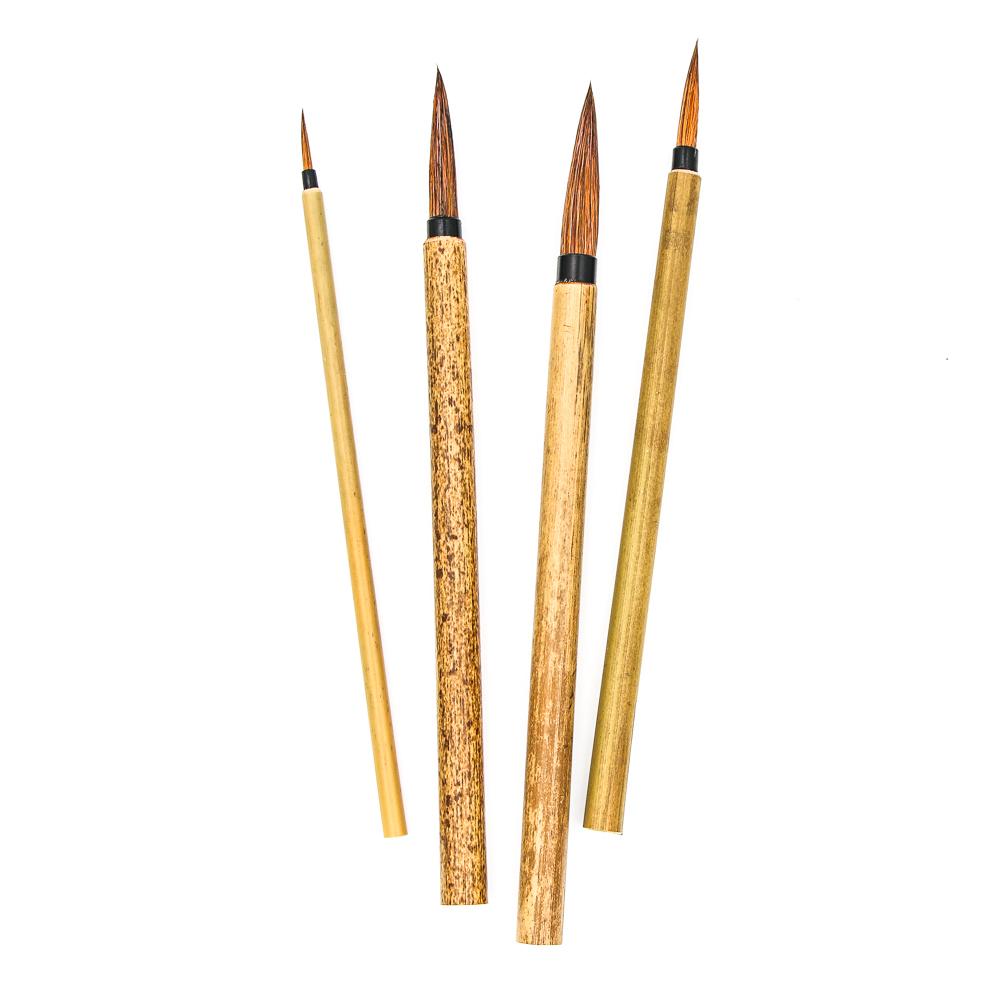 Winsor & Newton Bamboo Brushes