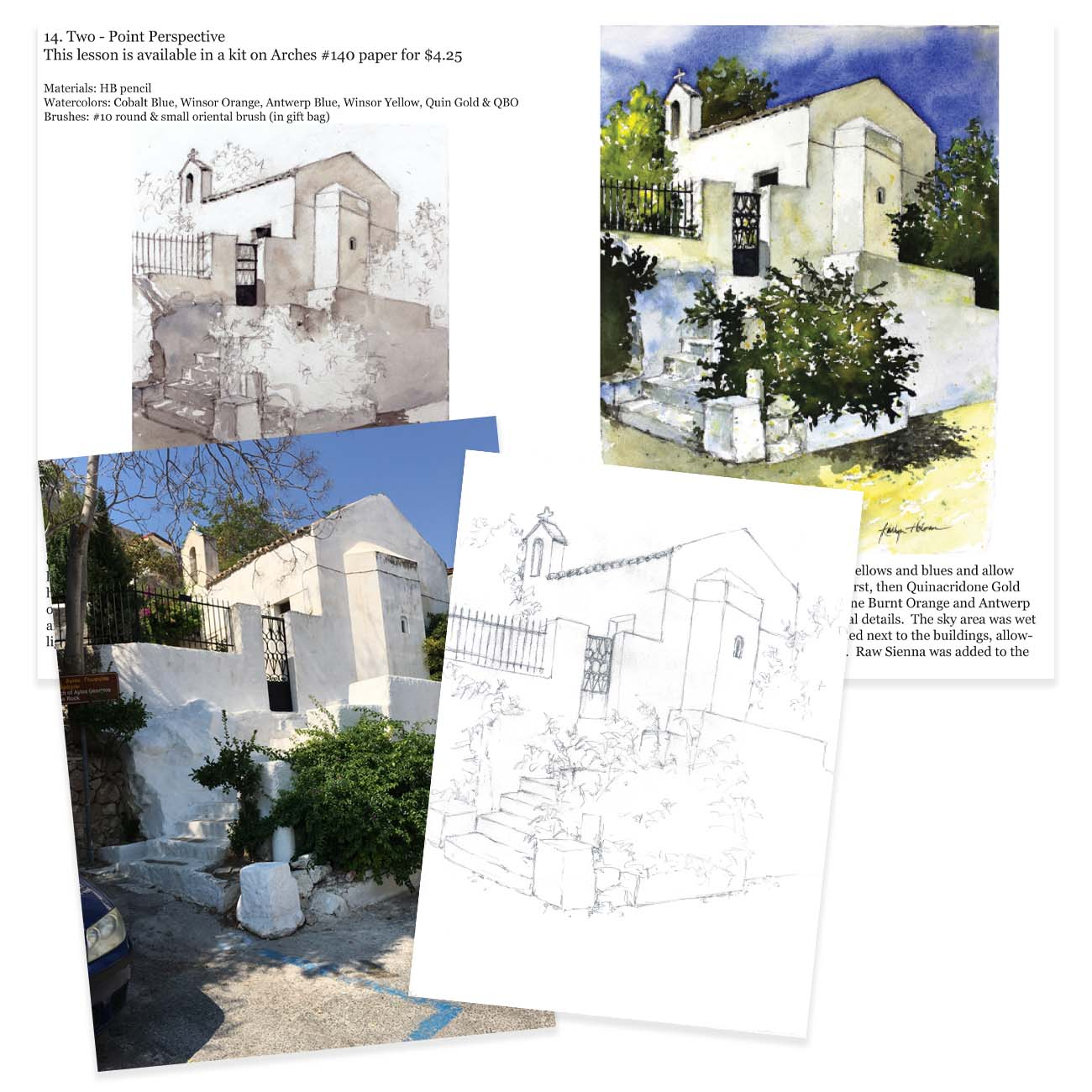 #14 Two Point Perspective Kit