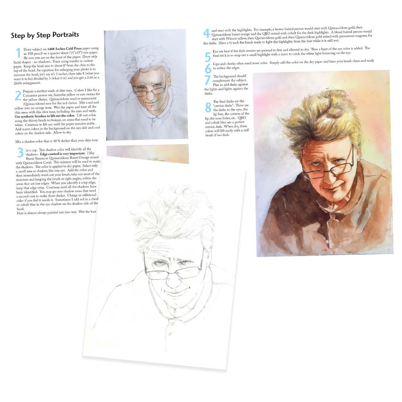 #9 Portraits Kit