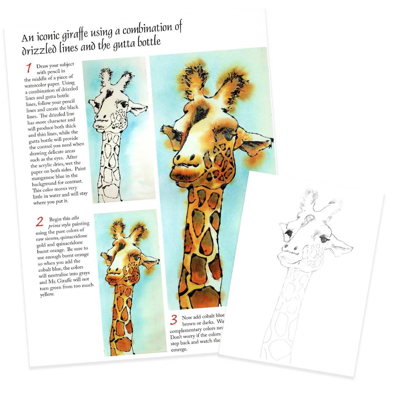 KK109 Giraffe